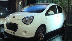 吉利首款微型轿车今年8月份发力 熊猫参数曝光