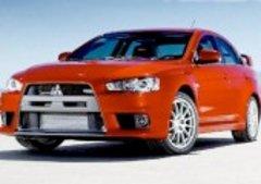 三菱EVO十代国内将售自动版 车型配置曝光