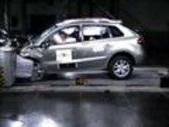 雷诺SUV上市在即 碰撞测评-安全解析(图)