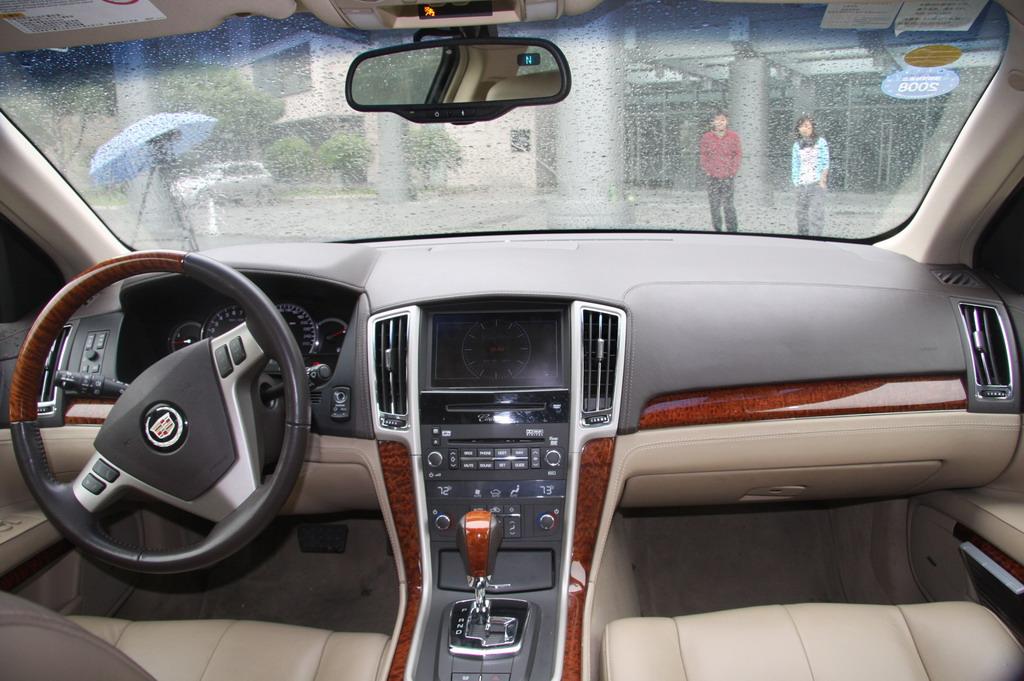 上海通用凯迪拉克SLS赛威 详细车型介绍 图片浏览高清图片