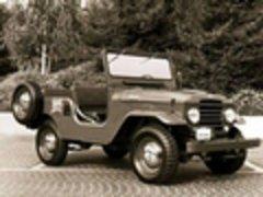 畅销全球的越野车 兰德-酷路泽历史解密