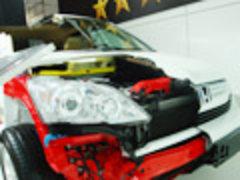 揭秘新CR-V安全结构 解剖车详细实拍(图)