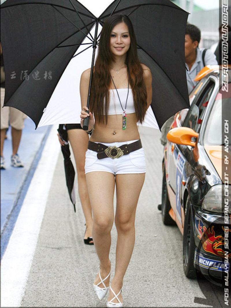 赛车宝贝紧身裤 日本赛车宝贝