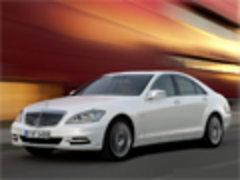 奔驰S级提现车加价5万 预订最短等1个月
