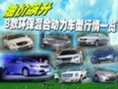 油价飙升 8款环保混合动力车型行情一览