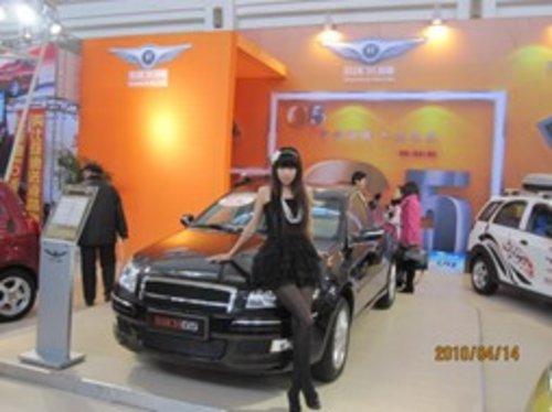 沈阳工业展览馆车展