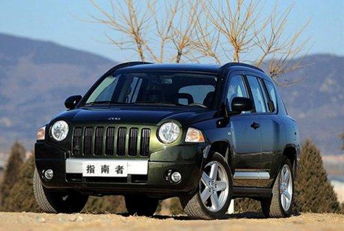 2010款jeep指南者高清图片