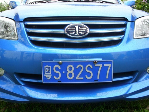 东莞郊外实拍改装夏利N5高清图片