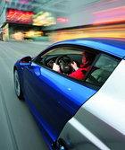 性能猛兽 试驾体验奥迪R8 V10超级跑车