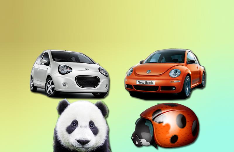 汽车动物园 6款采用仿生学设计车型推荐