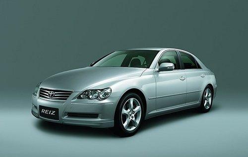 """一汽丰田锐志的原型车,是在日本广受好评的""""mark-x""""系列,整车的档次"""
