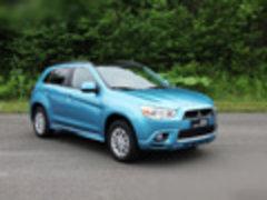 三菱劲炫正式上市 5款同级别SUV行情一览