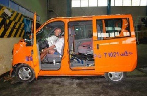 开瑞优优--中国首款柴油动力微车,中国首款四轮碟刹、遥控自高清图片
