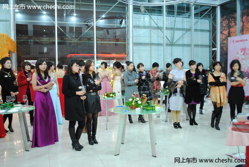 东本基泰举办最美图纸花女人酒主题平面图总图片