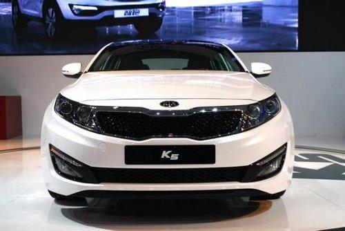 kiv汽车 k5 高清图片