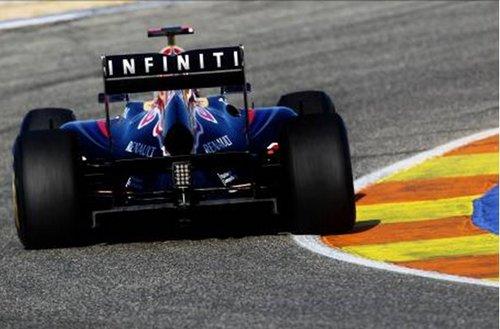 豪华汽车品牌英菲尼迪加入世界一级方程式锦标赛 f1高清图片