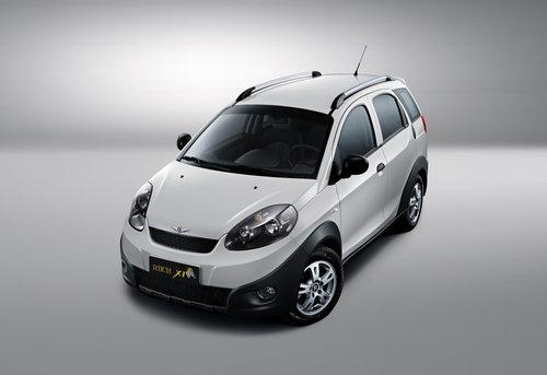 瑞麒X1领跑小型跨界SUV 车型大对比高清图片