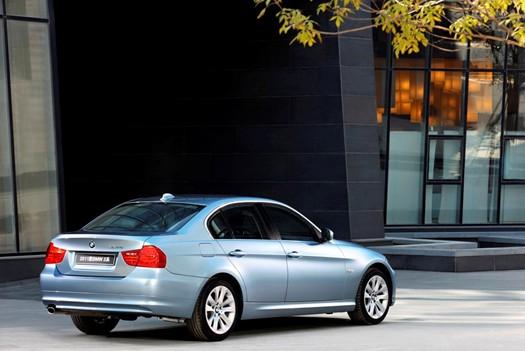 时尚座驾 限时乐购320 BMW 320i优惠6万图片