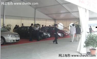 志诚君通别克4S店 进驻寮步国际汽车城高清图片