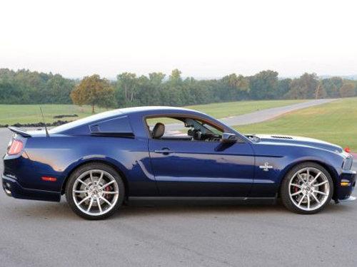 性能升级 2012福特野马新gt 500眼镜蛇