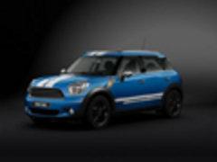 MINI COUNTRYMAN新车型上市 售28.8-31.8万