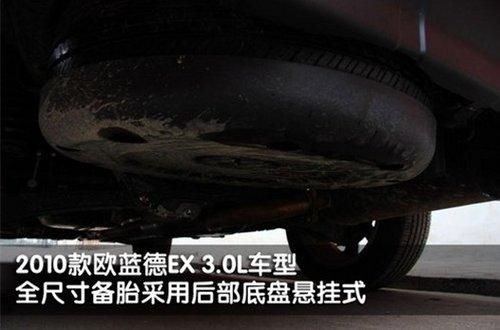 试驾进口三菱欧蓝德2010款 欧蓝德ex 网上车市高清图片