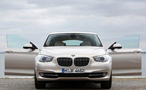 跨界新风味 温州宝诚 BMW 535iGT试驾