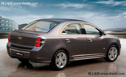 雪佛兰Cobalt概念车全新赛欧或借鉴设计高清图片