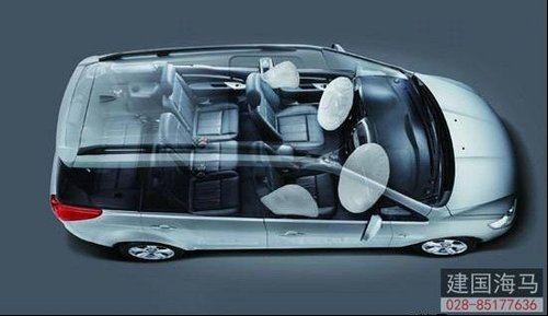 建国海马7座商务车 首付仅需1.38万高清图片