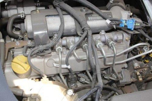 力强 低油耗 开瑞优优柴油版高清图片