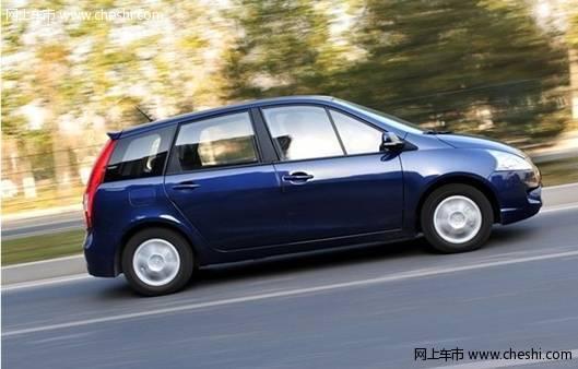 2011款景逸1.5xl宽适轿车概念拓展市场