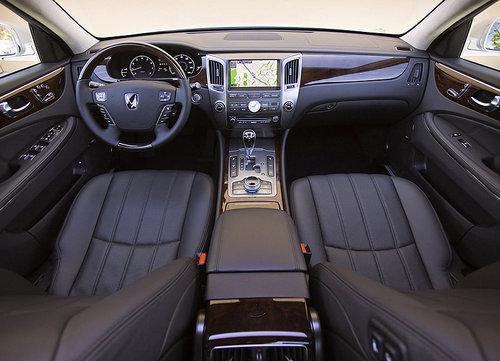 10速变速箱2014年投产 首配现代旗舰车型