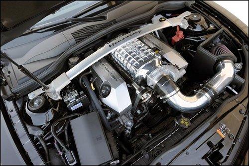 配V8机械增压/限产20辆 科迈罗改装版亮相