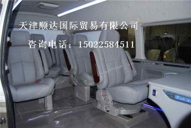 进口丰田海狮 天津购车赠首席航空座椅 图片浏览高清图片