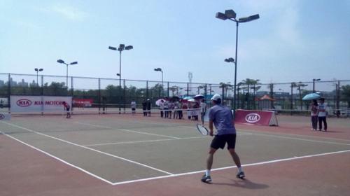 进口起亚澳洲业余网球公开赛厦门站落幕