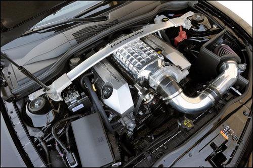 暴走大黄蜂堪比布加迪 搭7.0升双涡轮引擎