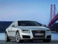 奥迪A7推3款车型 预计80万起11月19日上市