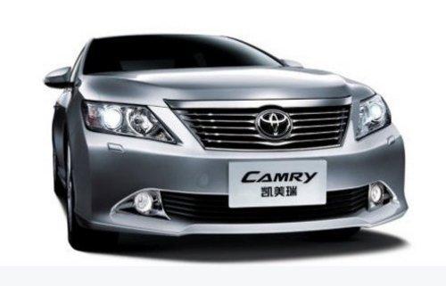 三款车系 广汽丰田第七代凯美瑞发布