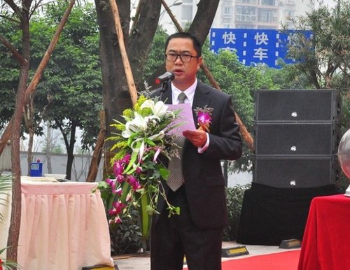长安铃木重庆银鑫4s店盛大开业
