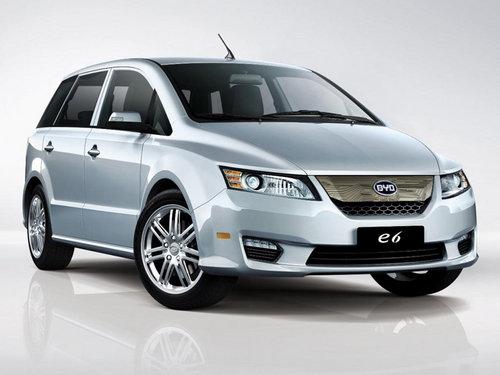 戴姆勒-比亚迪新概念车 亮相2012北京车展 -2