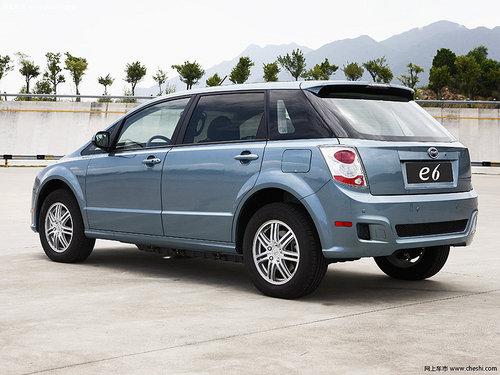戴姆勒-比亚迪新概念车 亮相2012北京车展 -4