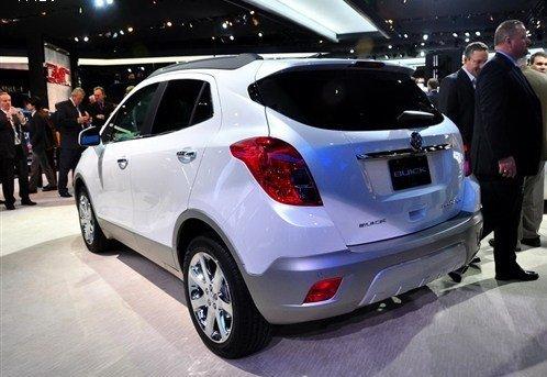 未来将国产 别克Encore跨界SUV正式发布高清图片