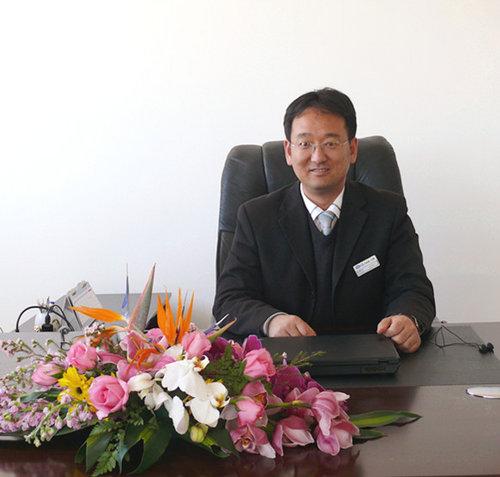 云南云汽汽车销售服务有限公司 总经理赵继斌