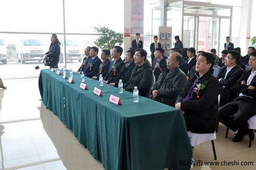 金杯大海狮W青岛上市 售12.98-16.88万