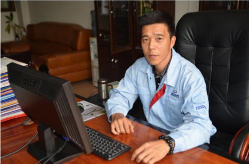 福迪2012年推中高端皮卡 访福迪汽车营销总经理何青