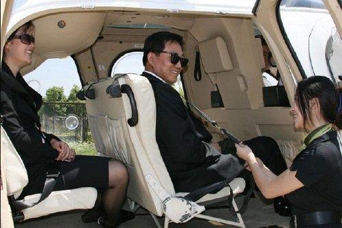 豪华私人飞机体验