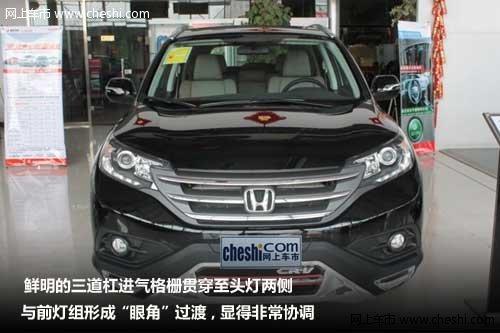 鄂尔多斯全新SUV东风本田CR-V 到店实拍
