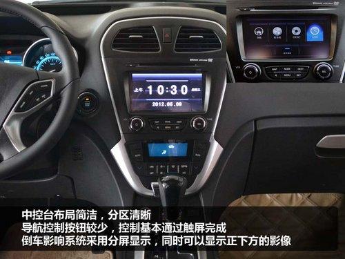 广汽SUV新作 传祺GS5太原新车到店实拍