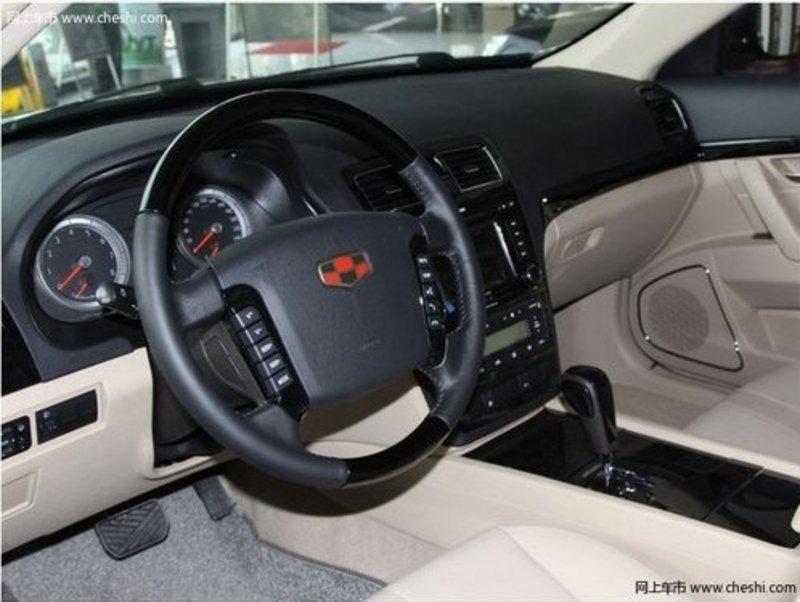 帝豪EC8最高降1万元 赠导航及全车贴膜 图片浏览高清图片