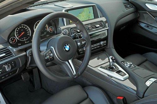 宝马2013款M6轿跑/敞篷上市 售价约73万 -4